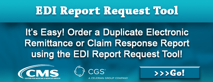 EDI Report Request Tool
