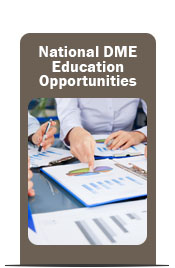 National DME Education