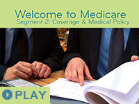 Welcome to Medicare: Segment 2